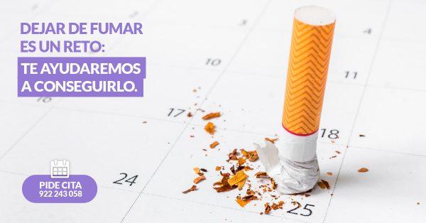 la mejor terapia para dejar de fumar en Tenerife