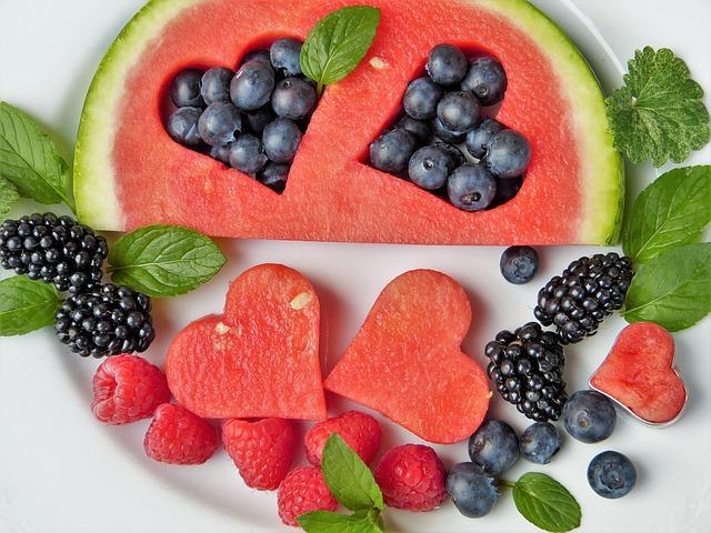 Dieta para un verano saludable