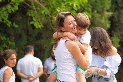 Los abrazos son beneficiosos para nuestra salud