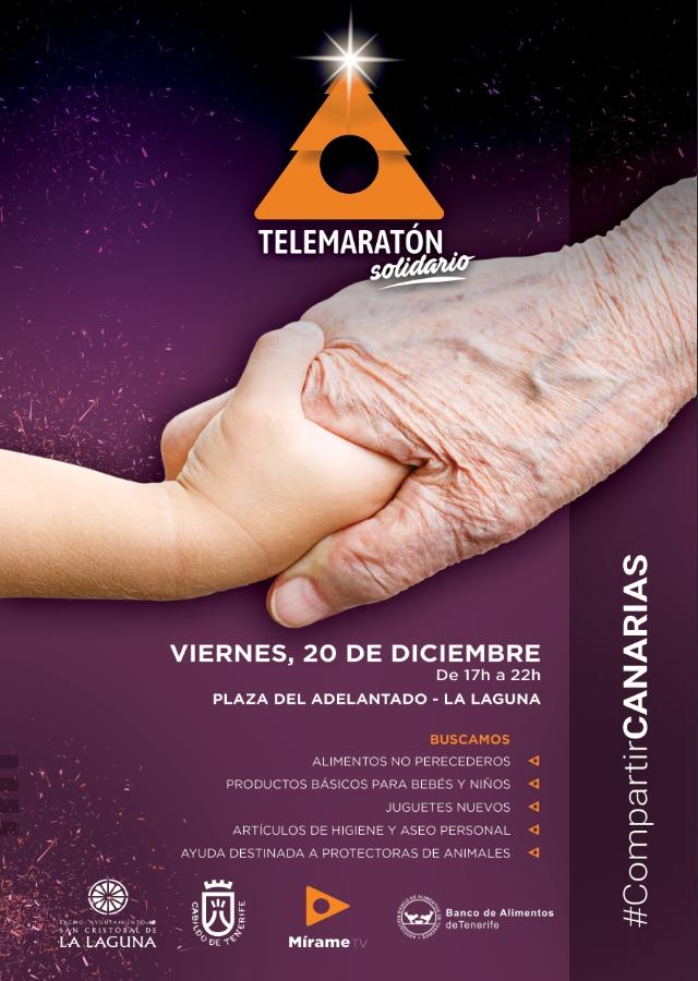 Telemaratón Solidario 2019